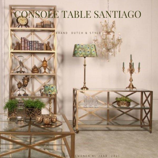 Dutch & Style Table console Santiago or