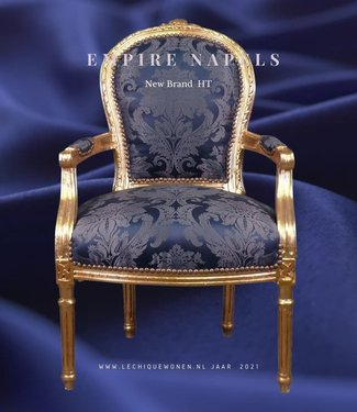 Baroque Chair  Empire Naples