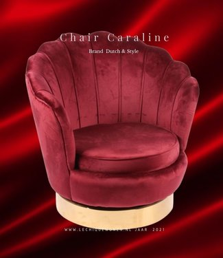 Dutch & Style Fauteuil Caraline