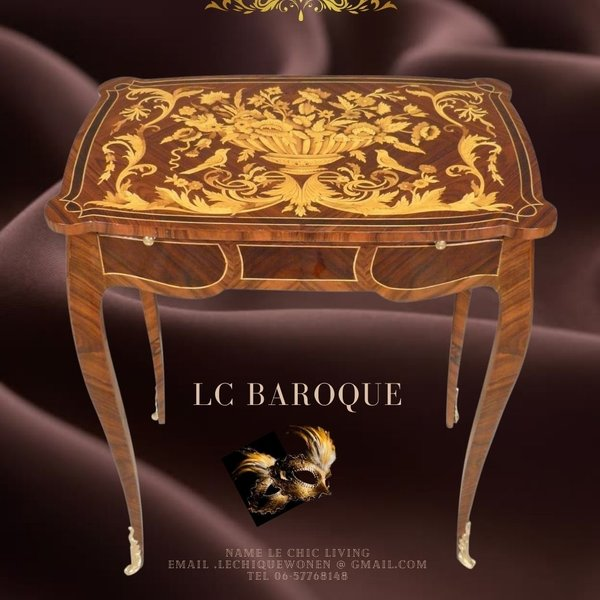 LC Bureau de Louis XV