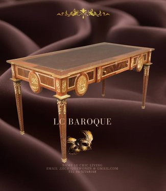 LC Bureau Louis XVI minister