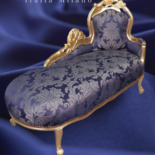 LC Baroque chaise lounge