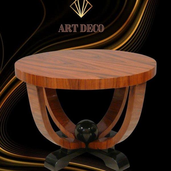 LC Table basse art déco