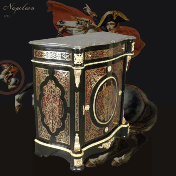 LC Napoleon  dresser