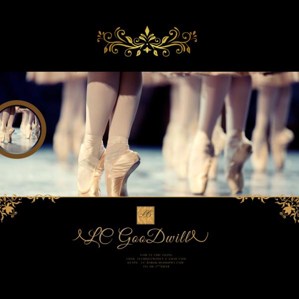 Dolls Ballerinas