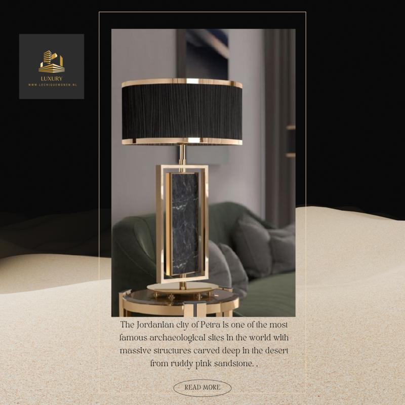 Castro Lighting  Petra table lamp