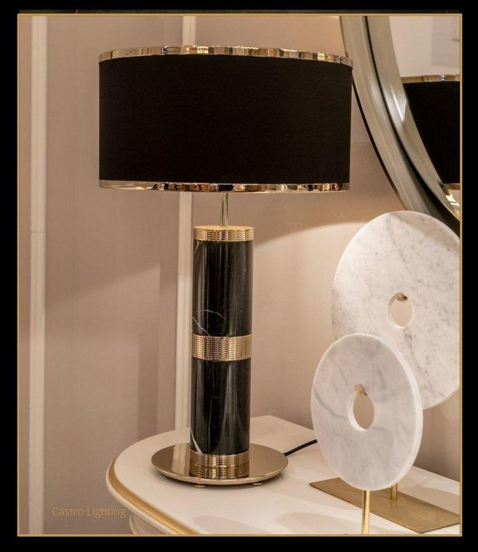 Castro Lighting  Sparta table lamp