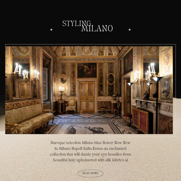 Styling Milano