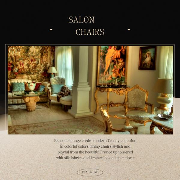 Salon stoeltjes