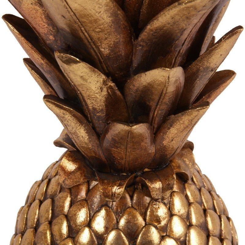 Dutch & Style Pineapple deco/vase 34 cm