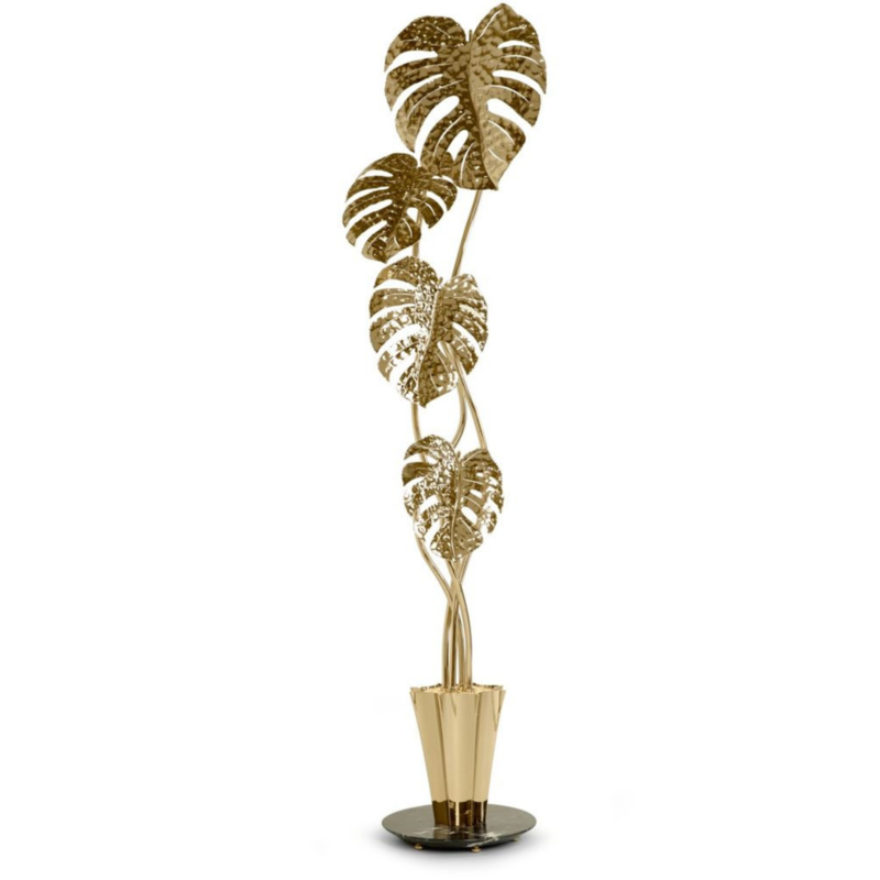 Castro Lighting  Rainforest Floor Lamp