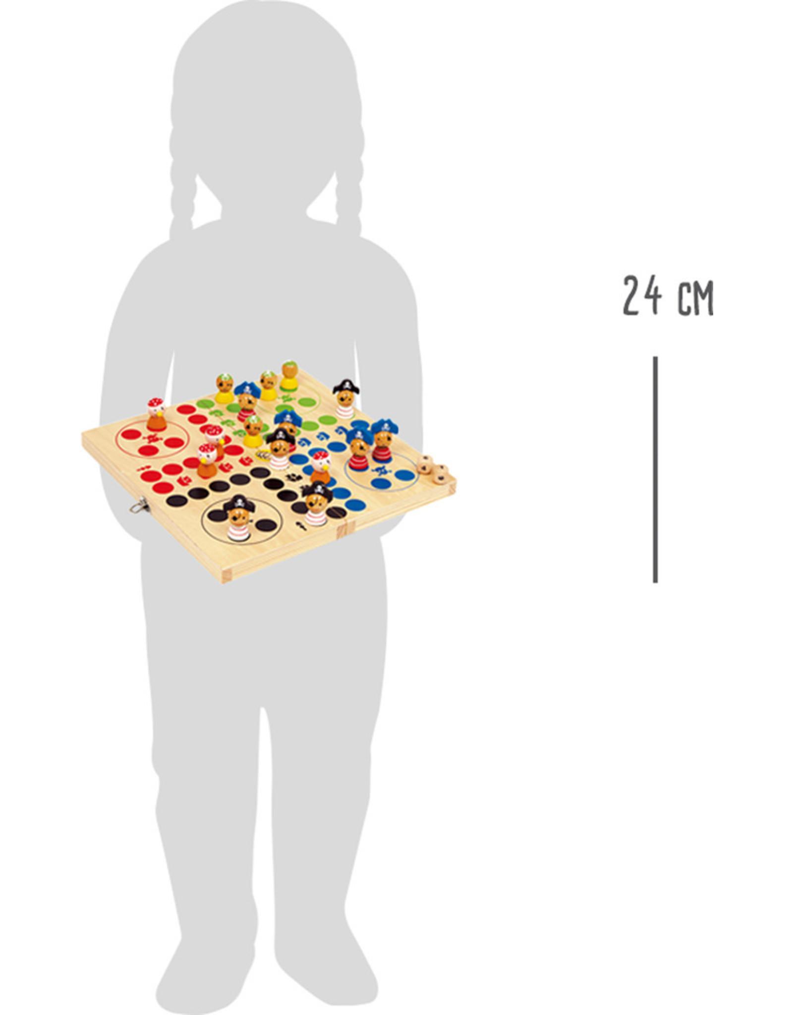 """Small Foot Ludo """"Piraten eiland"""""""