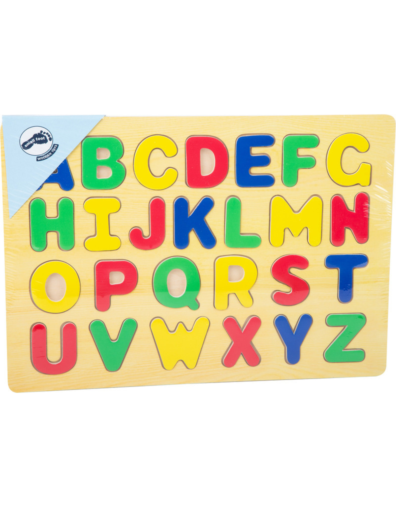 Small Foot ABC puzzel