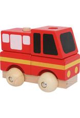 Small Foot Houten autoset
