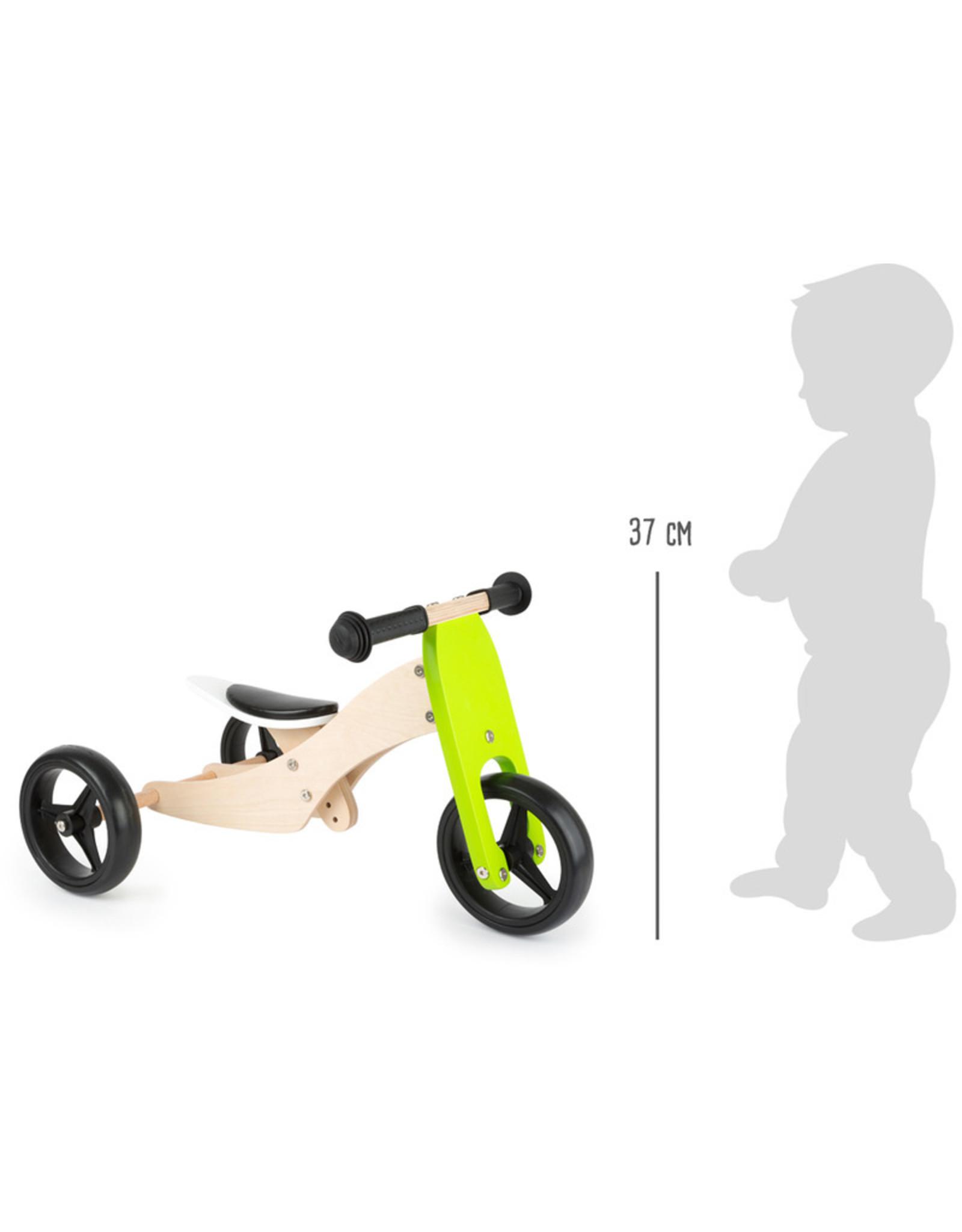 Small Foot Loopfiets en driewieler 2 in 1