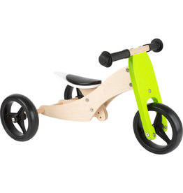 Small Foot Loopfiets en driewieler 2 in 1
