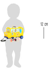 Small Foot Sesamstraat trekbus