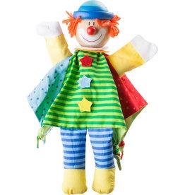 Small Foot Clown handpop