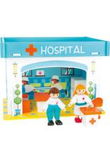 Small Foot Speelhuis ziekenhuis