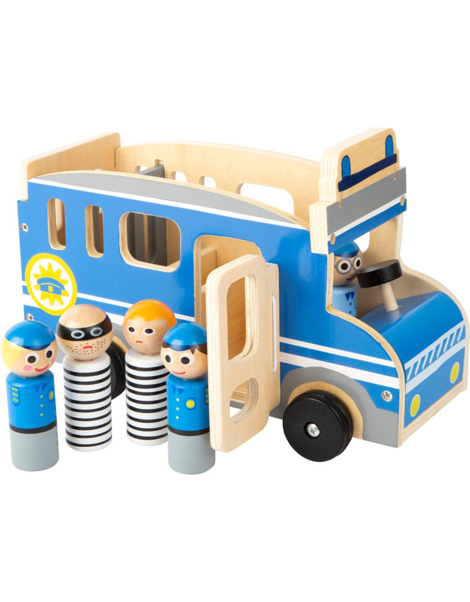 Small Foot XL Politiebus