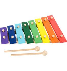 Small Foot Kleurrijke Xylofoon