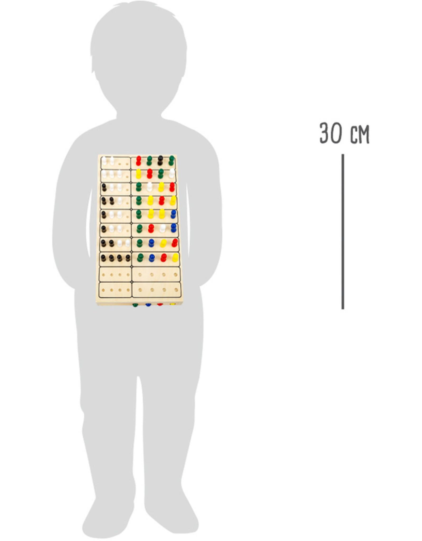 Small Foot Geheime kleurcode