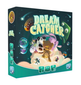 Space Cow Dream Catcher