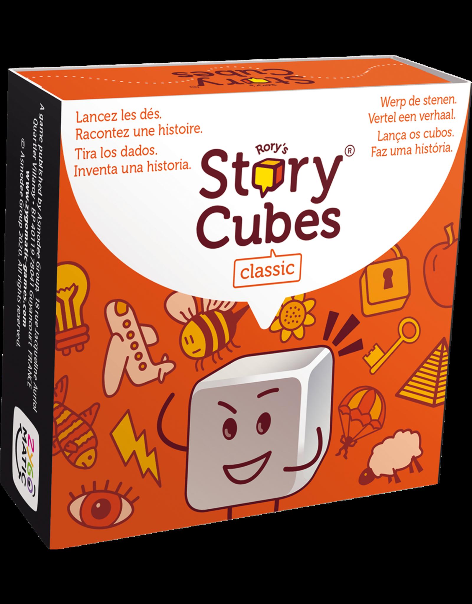 Zygomatic Rory's Story Cubes Original