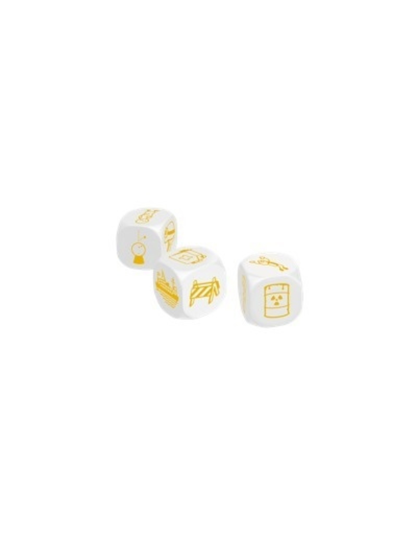 Zygomatic Rory's Story Cubes Disaster