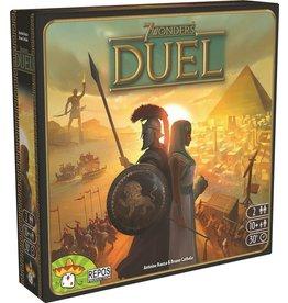 Sombreros 7 Wonders Duel