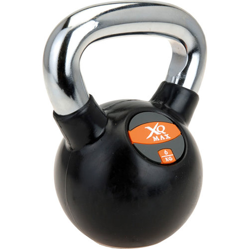 XQ Max XQ Max  Kettlebell  rubber (6kg)
