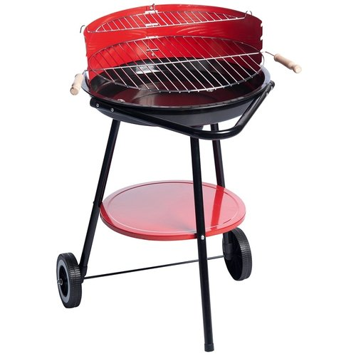 BBQ Collection BBQ collection Verrijdbare stalen barbecue