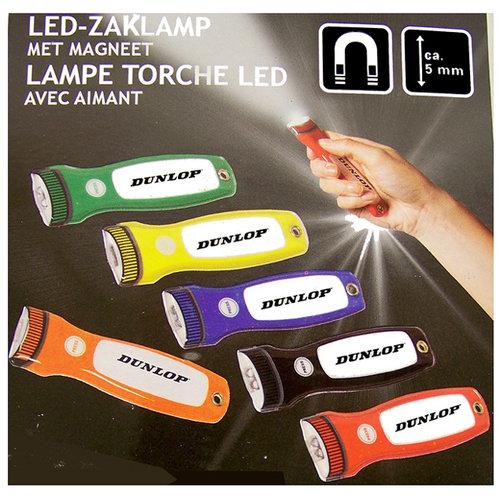 Dunlop Magnetische LED zaklamp