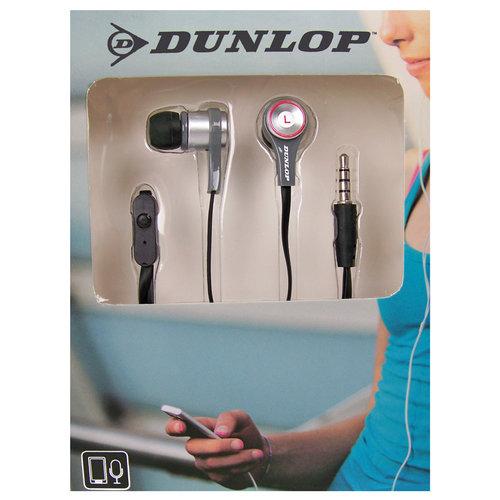 Dunlop In-ear sport oordopjes zwart