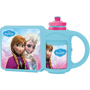 Disney Frozen Lunchbox met drinkbeker