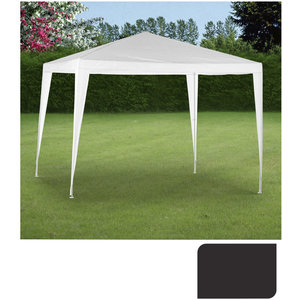 Ambiance Partytent 300x300cm antraciet