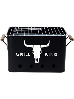 BBQ Retro Tafel-barbecue - Grill King