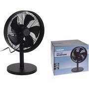 Excellent Electrics Tafelventilator - 30cm - zwart
