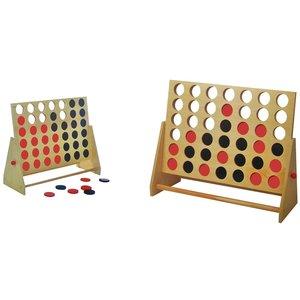 Outdoor Games Vier op een lijn XXL  - houten spel