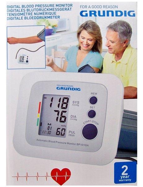 Grundig Digitale bloeddrukmeter