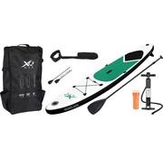 XQ Max SUP-board 320cm groen - met accessoires