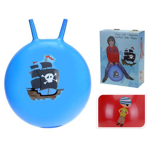 Skippybal piraat-model