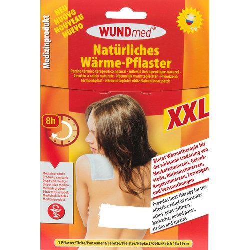 WUNDmed   Warmte-pleister XXL