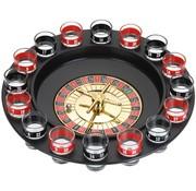Roulette drinkspel