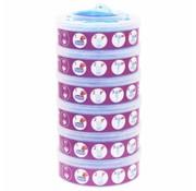 vidaXL Navulcassette voor Sangenic TEC Diaper Twisters MK3/4/5 6 st