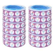 vidaXL Navulcassette voor Angelcare Diaper Genie 12 st