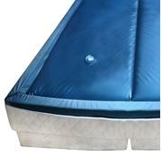vidaXL Waterbedmatras eenpersoons 200x90 cm F5