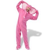 vidaXL Carnavalskostuum olifant M-L roze