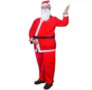 vidaXL Kerstmanpak kerstkostuum set