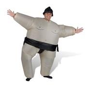 vidaXL Opblaasbaar Sumo worstelaars kostuum